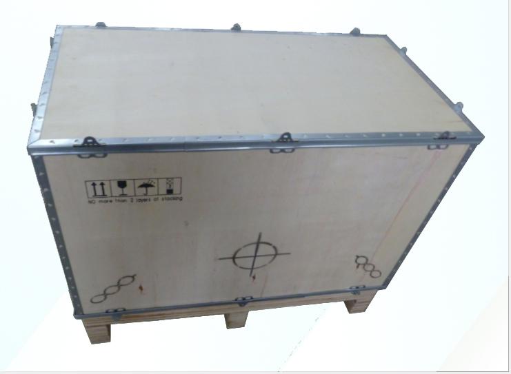 钢边可拆御包装木箱