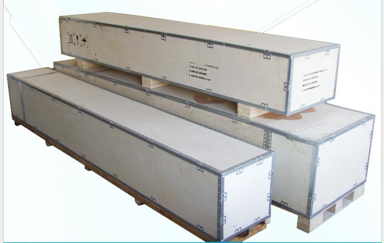可拆御木箱——钢带箱