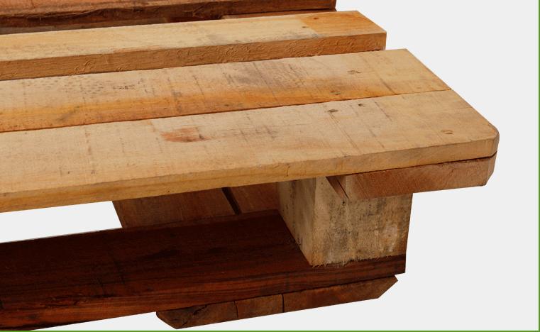 木托盘放大细节图
