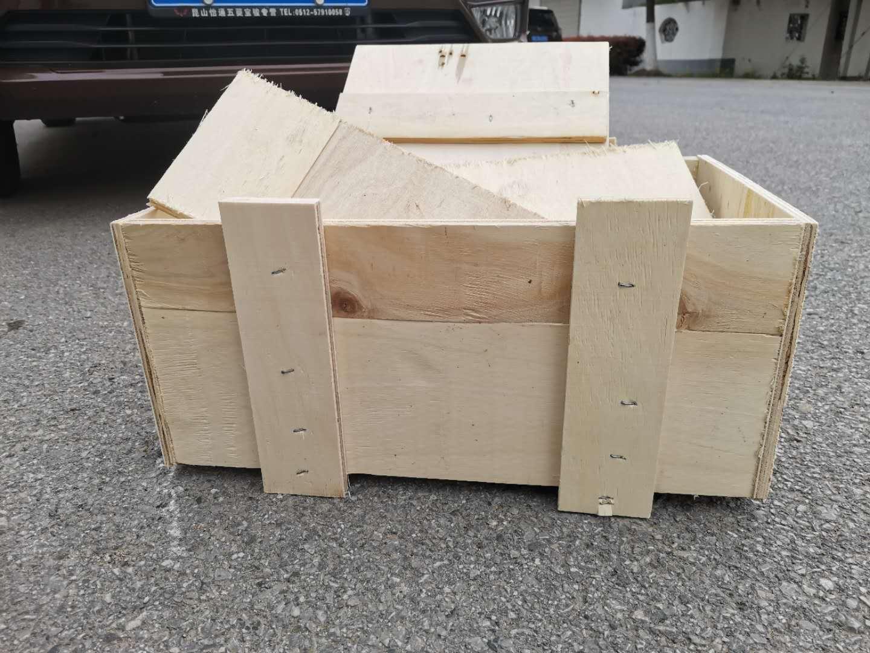 木箱正面图片