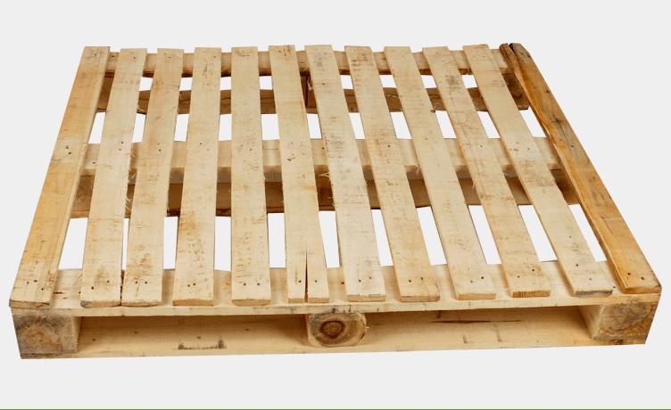 木托盘正面