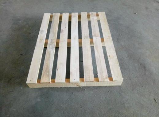 川字型全新實木托盤