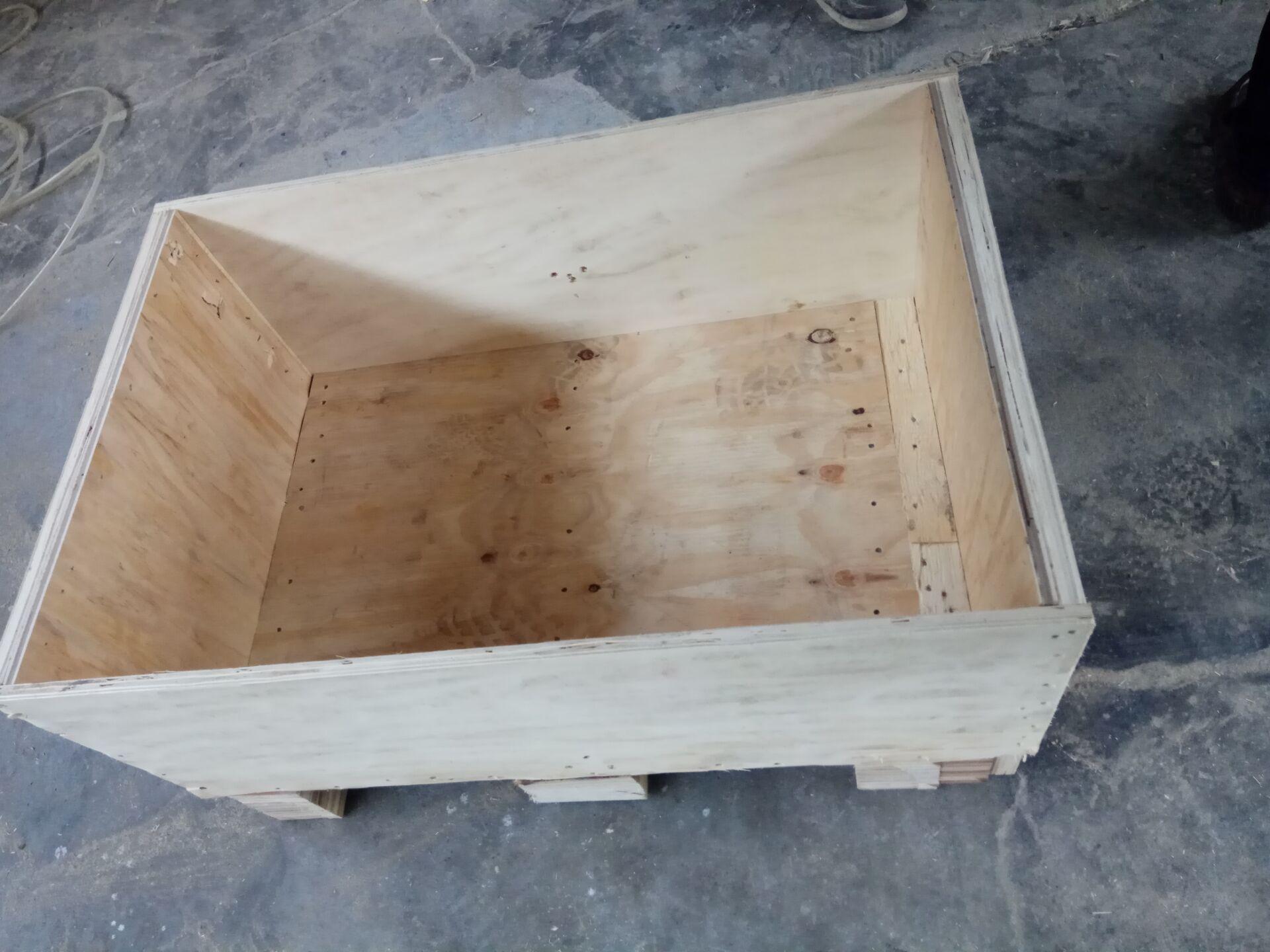 出口木箱--免熏蒸可直接出口到各个国家