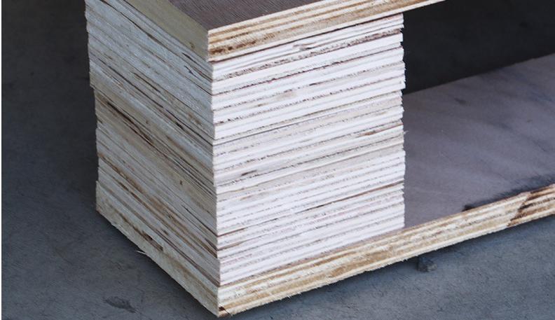 木托盘的胶合板脚墩